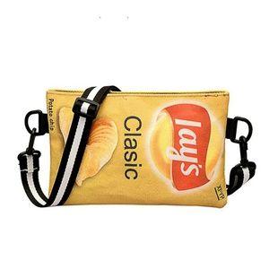 Handbags - potato chips purse
